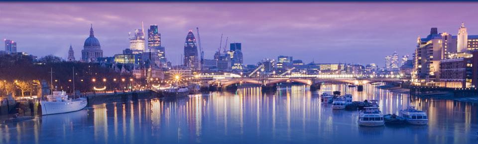 River Thames - Westminster