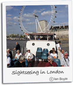 River Thames Sightseeing